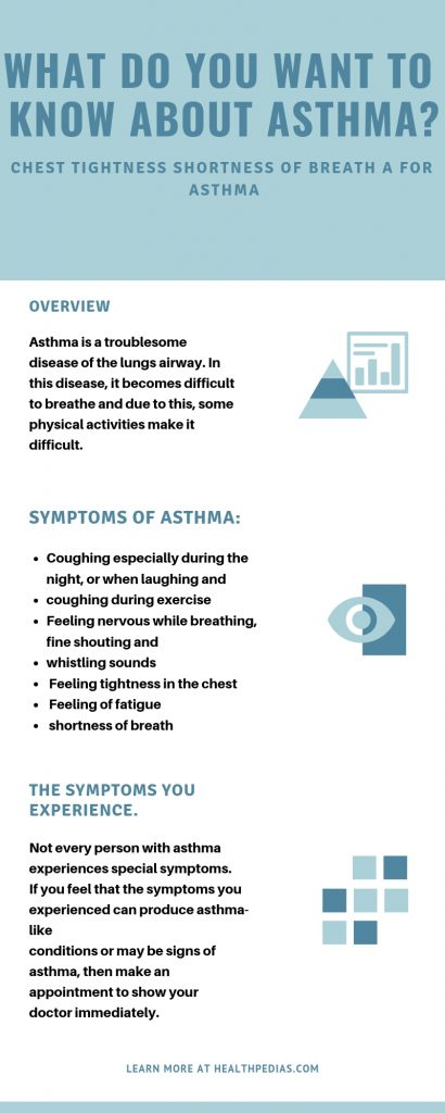 what if asthma cause and symptoms and treat asthma information