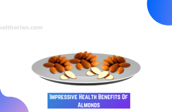 impressive Health Benefits Of Almonds
