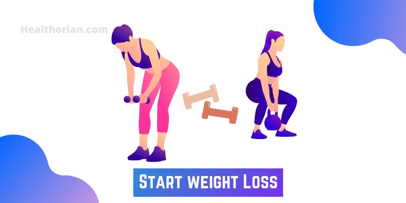 start weight Loss
